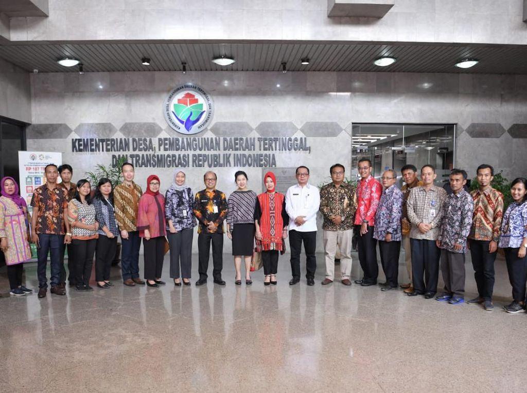 Studi Banding Prukades, Kemendes Kirim Kepala Desa ke Thailand