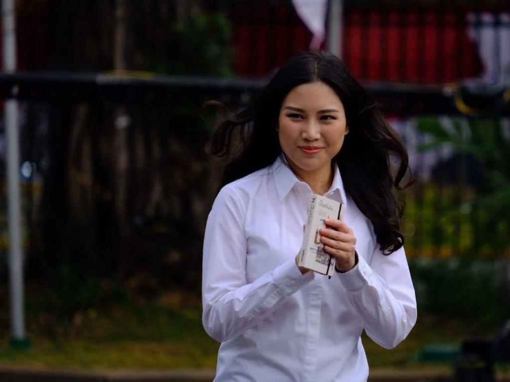 Putri Hary Tanoe Merapat ke Istana, Calon Wamen Pariwisata?