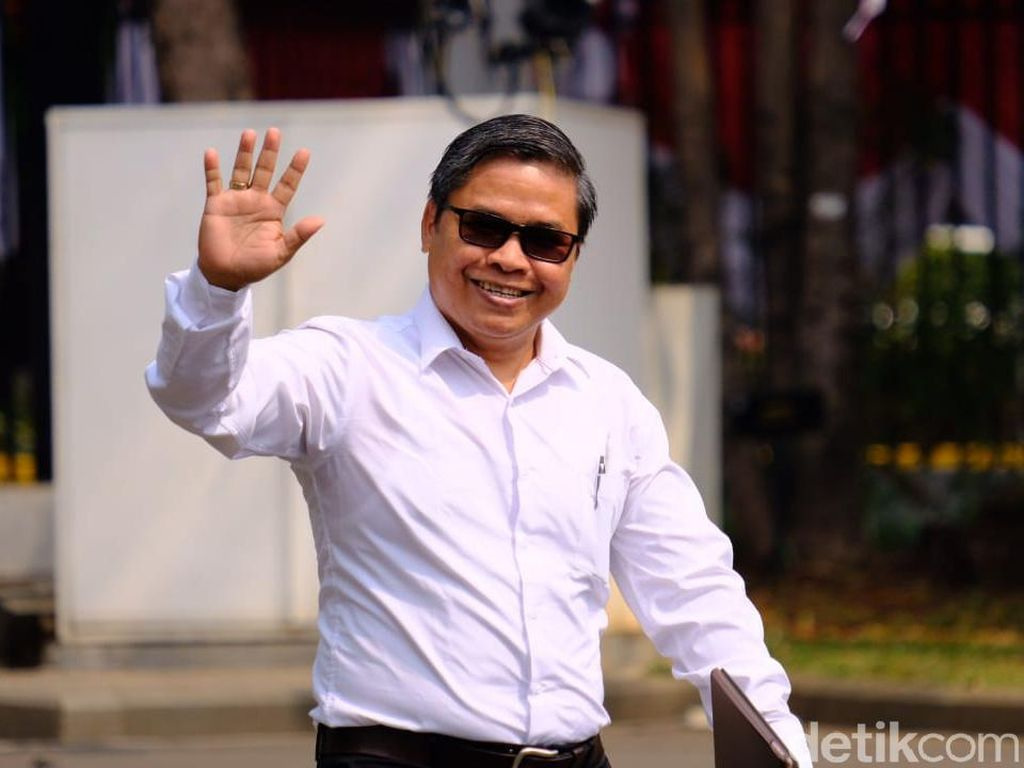 Alue Dohong Jadi Wakil Menteri Lingkungan Hidup dan Kehutanan