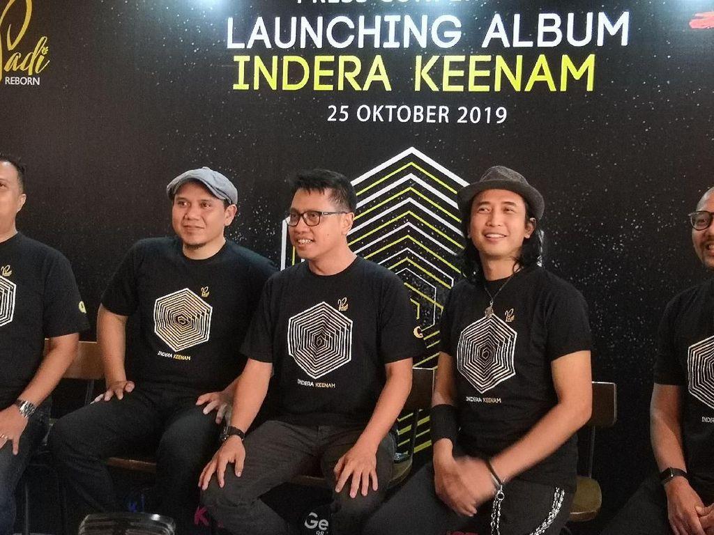 Siasat Padi Reborn Pilih Lagu untuk Jadi Single di Album