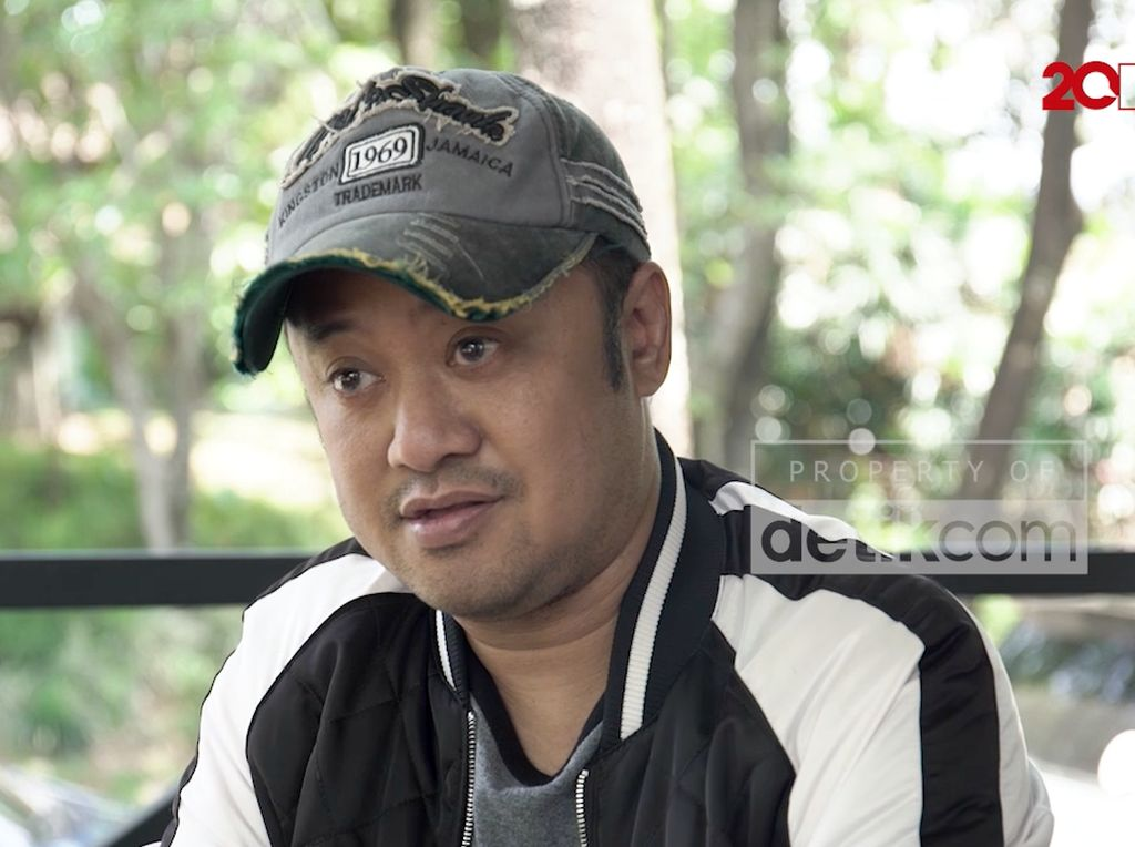 Bukan Seram, Horor Buat Rizal Mantovani adalah Fantasi