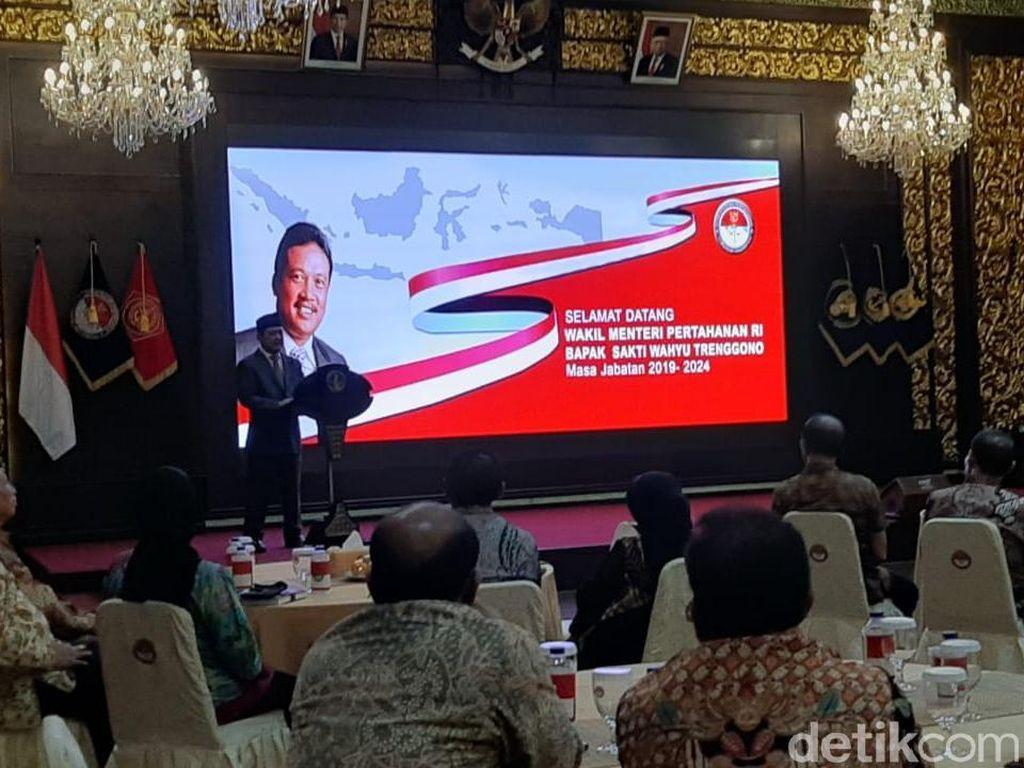 Awal Diberi Tahu Jadi Wamen untuk Prabowo, Trenggono Sempat Merenung