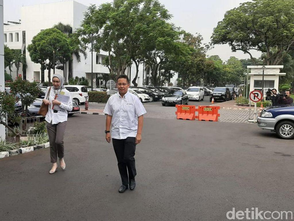 Budi Gunadi Sadikin dan Wahyu Trenggono Merapat ke Istana