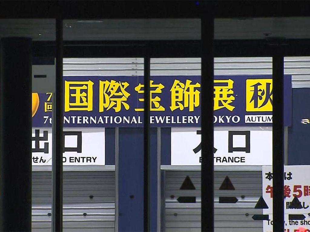 Berlian Rp 25 M Dicuri Saat Pameran Perhiasan, Polisi Jepang Buru Pelaku