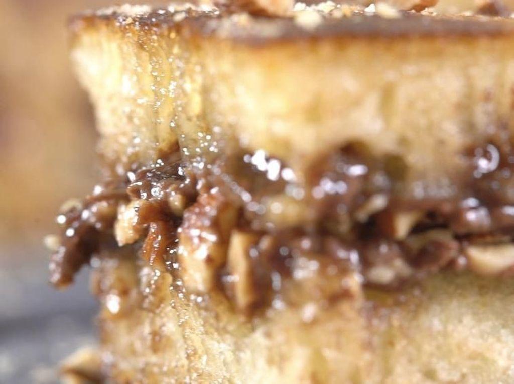Resep Kue : Martabak Manis Nutella