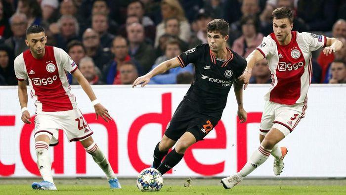 Chelsea akan menjamu Ajax di lanjutan Liga Champions (Foto: Maurice van STEEN / ANP / AFP))