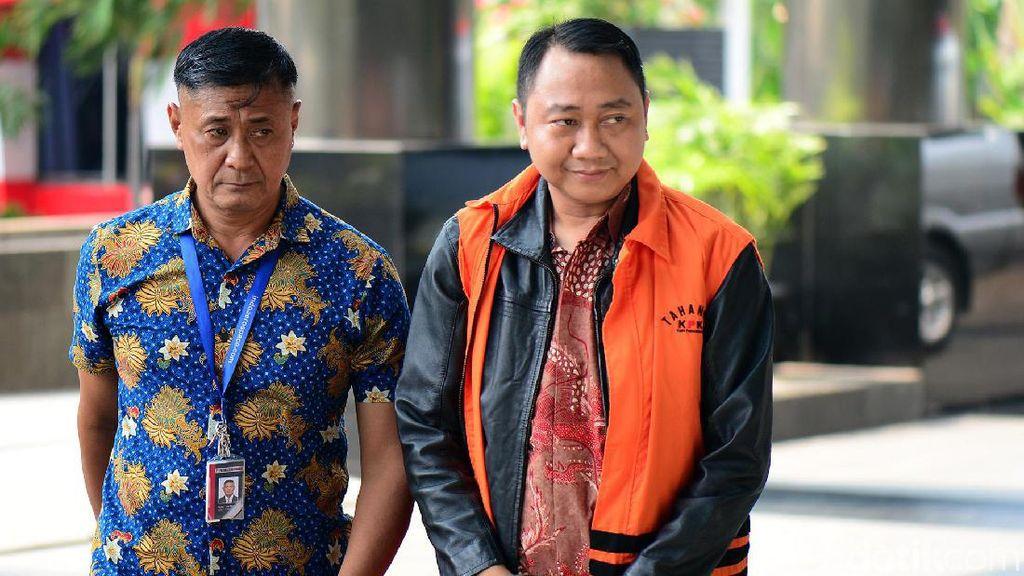KPK Periksa Bupati Nonaktif Lampung Utara