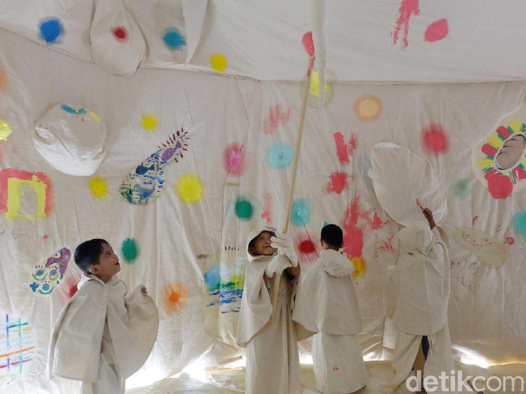 Rasakan Sensasi Baru di Ruang Seni Anak Museum MACAN!