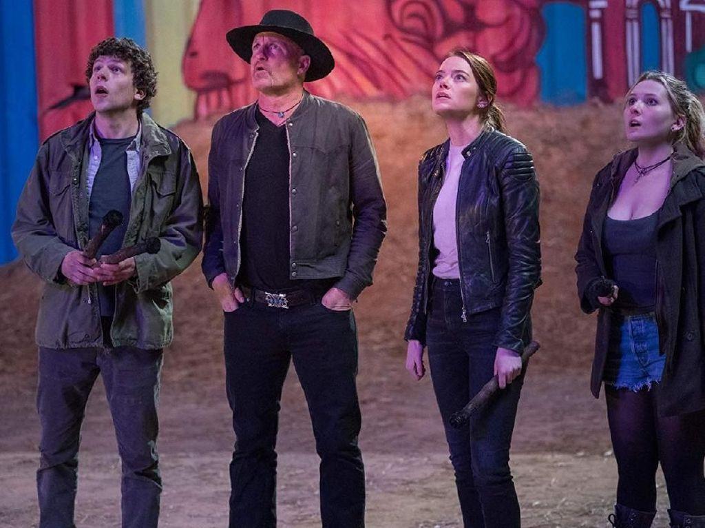 Zombieland: Double Tap Nyaris Tak Terwujud Gara-gara Woody Harrelson