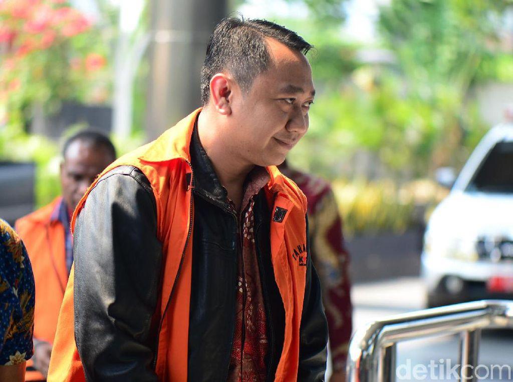 KPK Limpahkan Berkas Bupati Lampung Utara Nonaktif ke Pengadilan