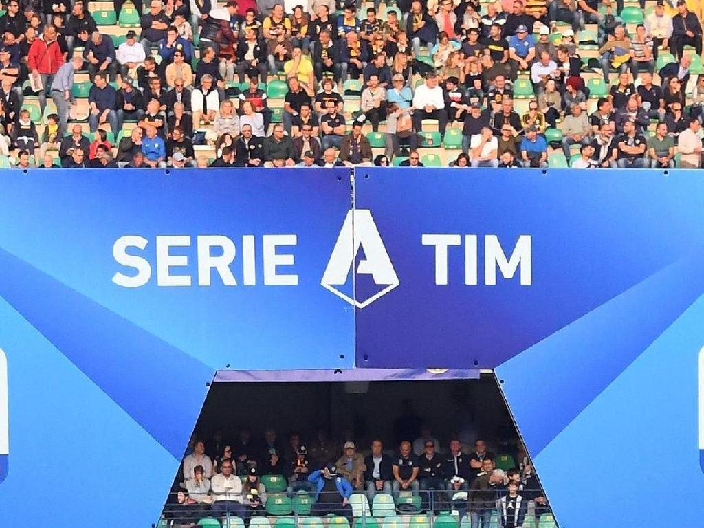 FIFA Minta Italia Izinkan Fans Kembali ke Stadion