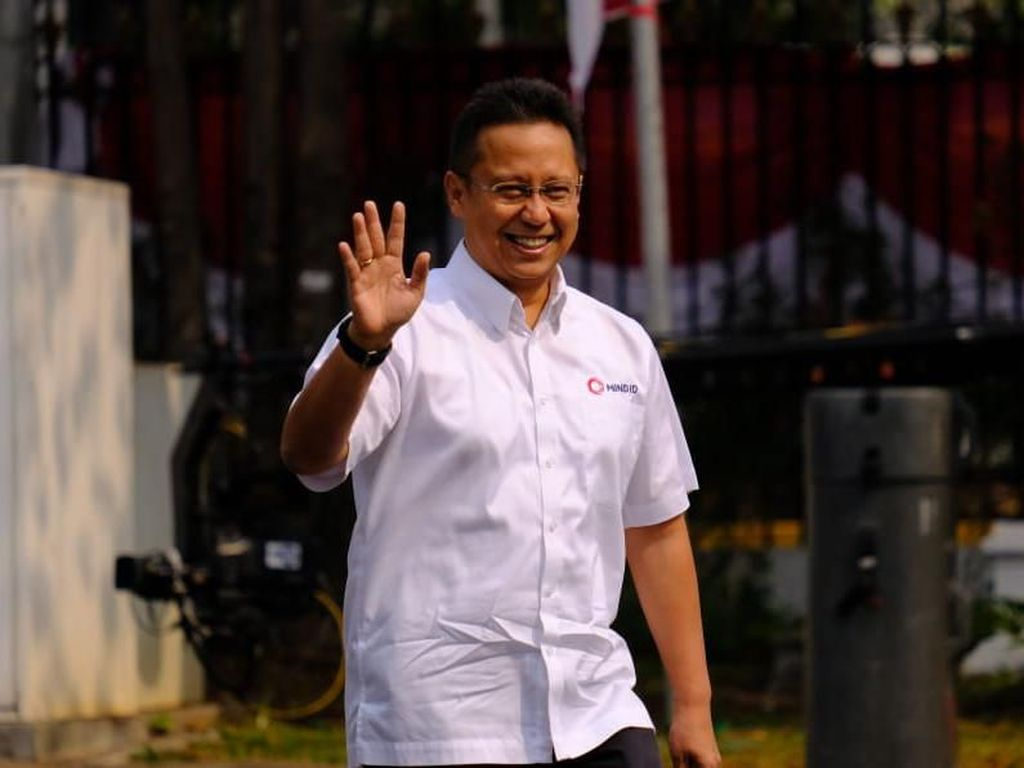Erick Thohir Siapkan 3 Nama Bos Holding Pertambangan