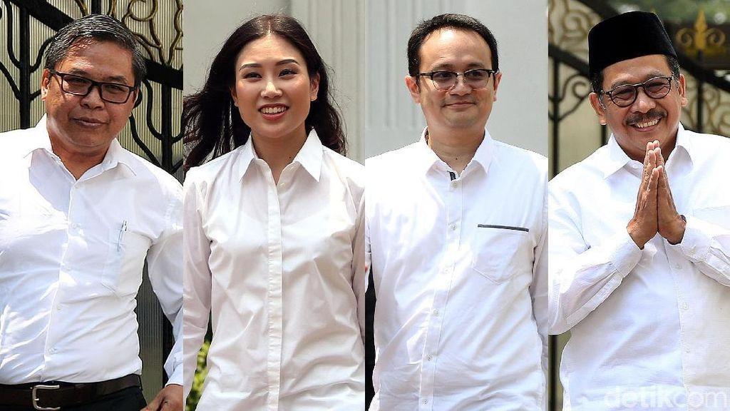 Ini Dia Deretan Lengkap 12 Calon Wamen Jokowi