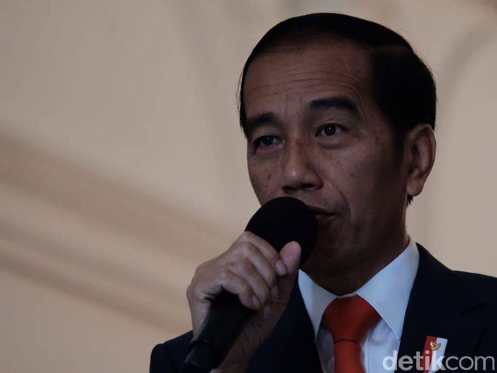 Di Depan Kepala Daerah, Jokowi: Dunia dalam Ancaman Resesi