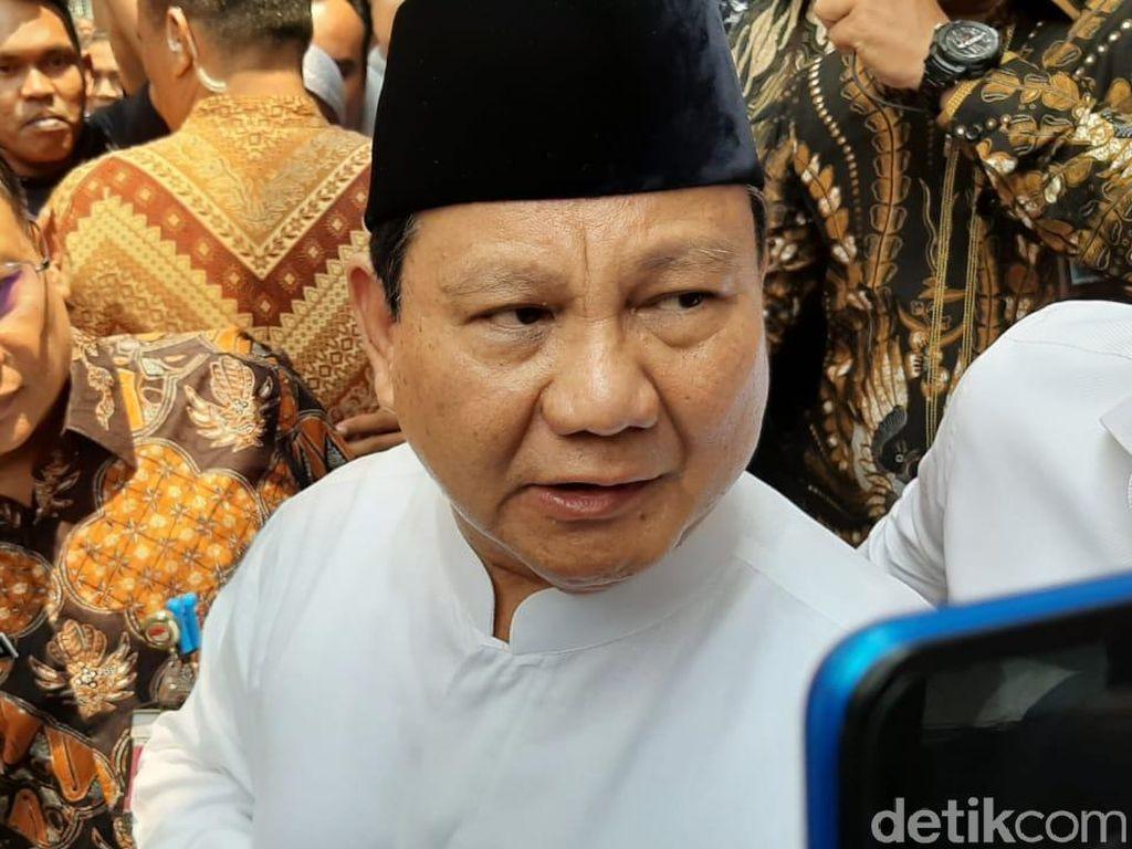 Gerindra Nilai Restu Amien Rais untuk Prabowo Jadi Menhan Bersyarat