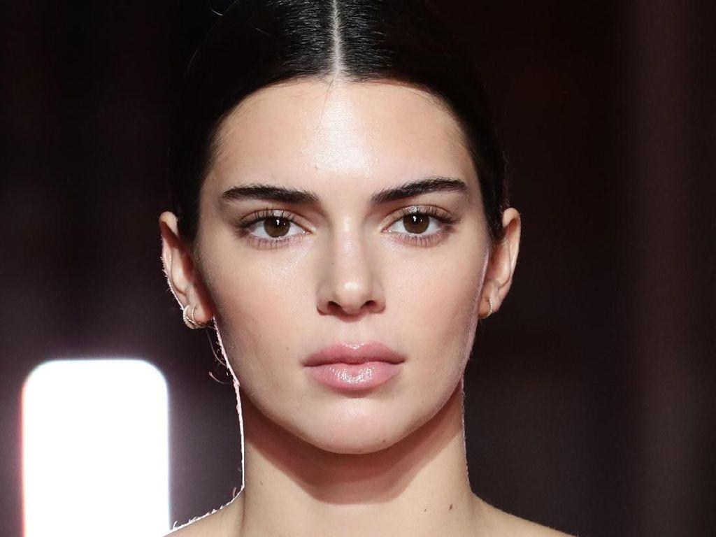 Kendall Jenner Pose Tanpa Busana, Bagian Intim Hanya Ditutupi Tas