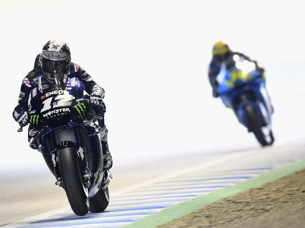 Vinales Tercepat Lagi di FP2 MotoGP Australia
