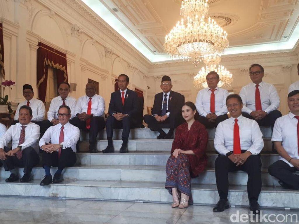 Jokowi Kenalkan Putra Dayak yang Bakal Bantu Siti Nurbaya Urusi Hutan