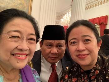 Musykil Duet Megawati dan Prabowo