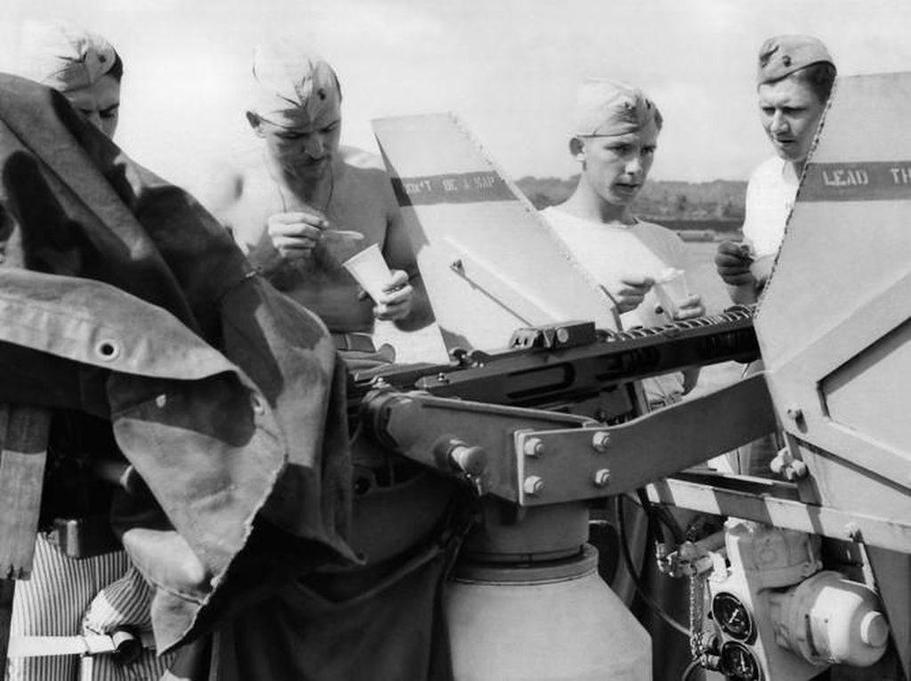 Tak Sekadar Jajanan, Es Krim Jadi Makanan Penting di Masa Perang Dunia