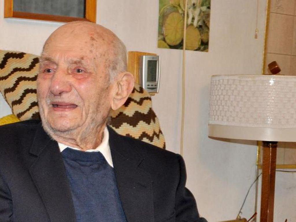 Pria Tertua di Jerman Meninggal di Usia 114 Tahun