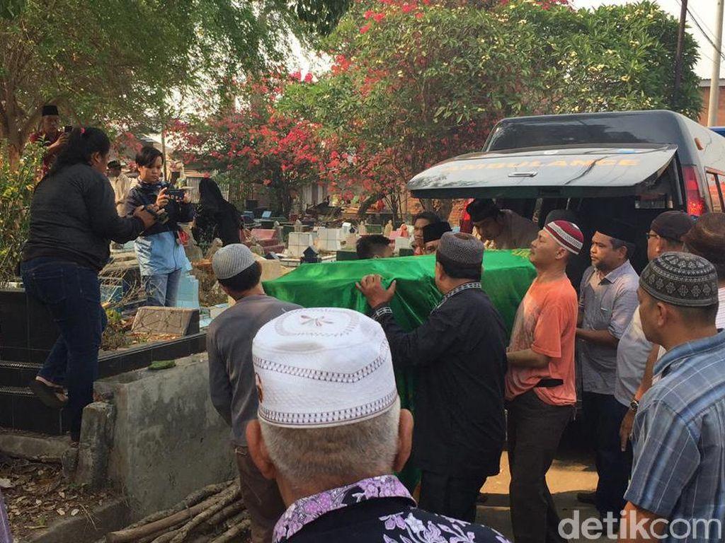 Keluarga Cerita Detik-detik Sebelum PNS di Palembang Dibunuh dan Dicor