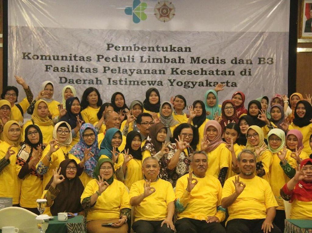 Limbah Medis di Jogja Capai 4 Ton per Hari, Begini Strategi UGM-Kemenkes