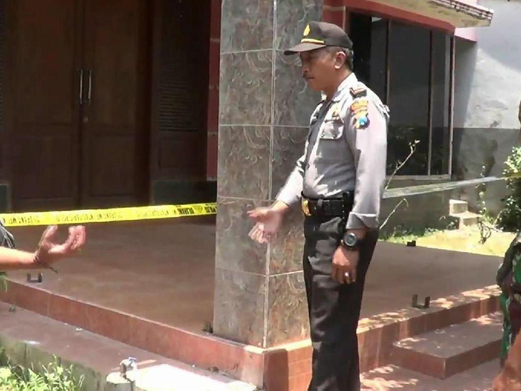 Rumah Anggota DPRD Kabupaten Pasuruan Dibondet, Polisi Buru Pelaku