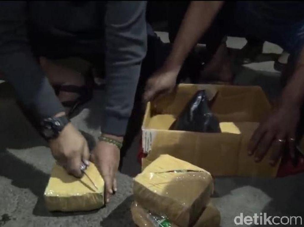 BNNP Jatim Gagalkan Pengiriman Sabu 4 kg ke Madura