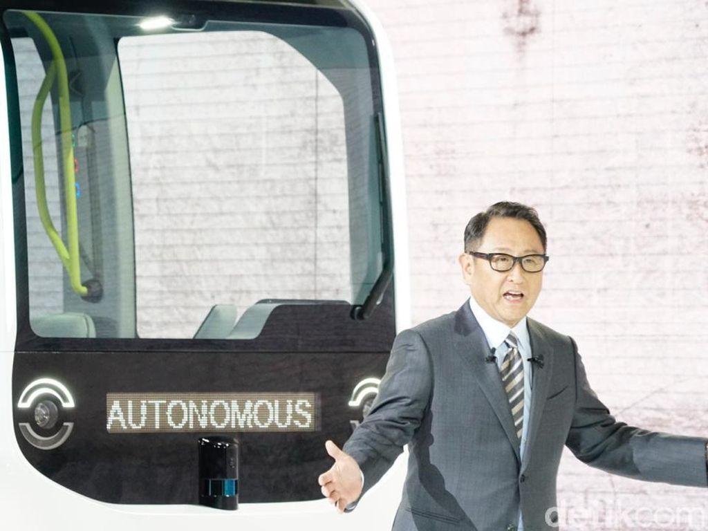Robot Bakal Kalahkan Manusia? Ini Pendapat Toyota