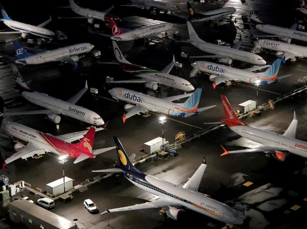 Boeing Pertimbangkan Batasi Produksi 737 MAX
