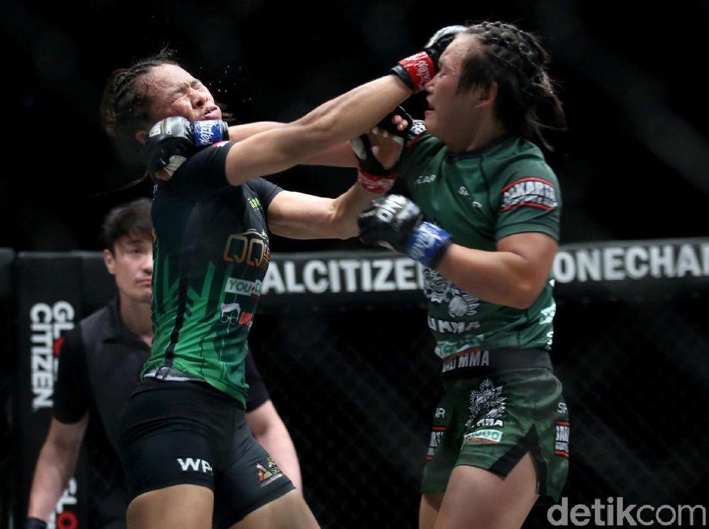 ONE Championship Dihelat Jumat, Ini Rekomendasi Petarung Indonesia