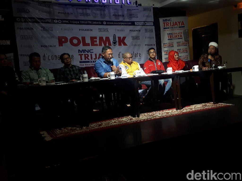 Kecewa Tak Masuk Kabinet Jokowi, Hanura: Kami Berdarah-darah di Pilpres