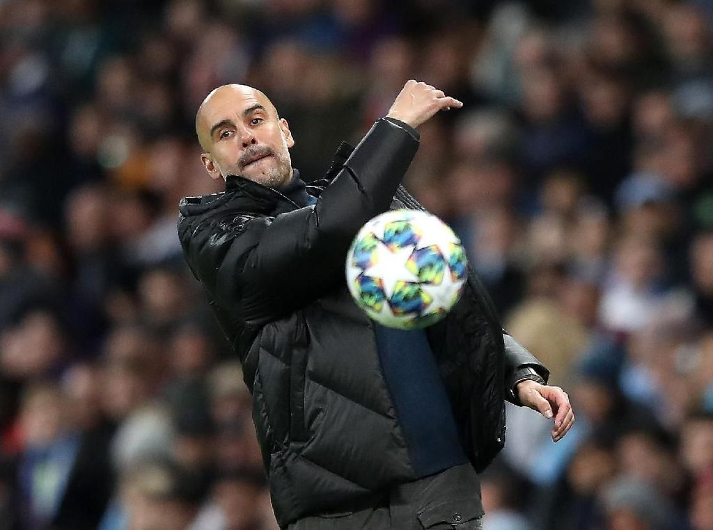 Obsesi Guardiola Bawa City Juara Liga Champions Masih Normal