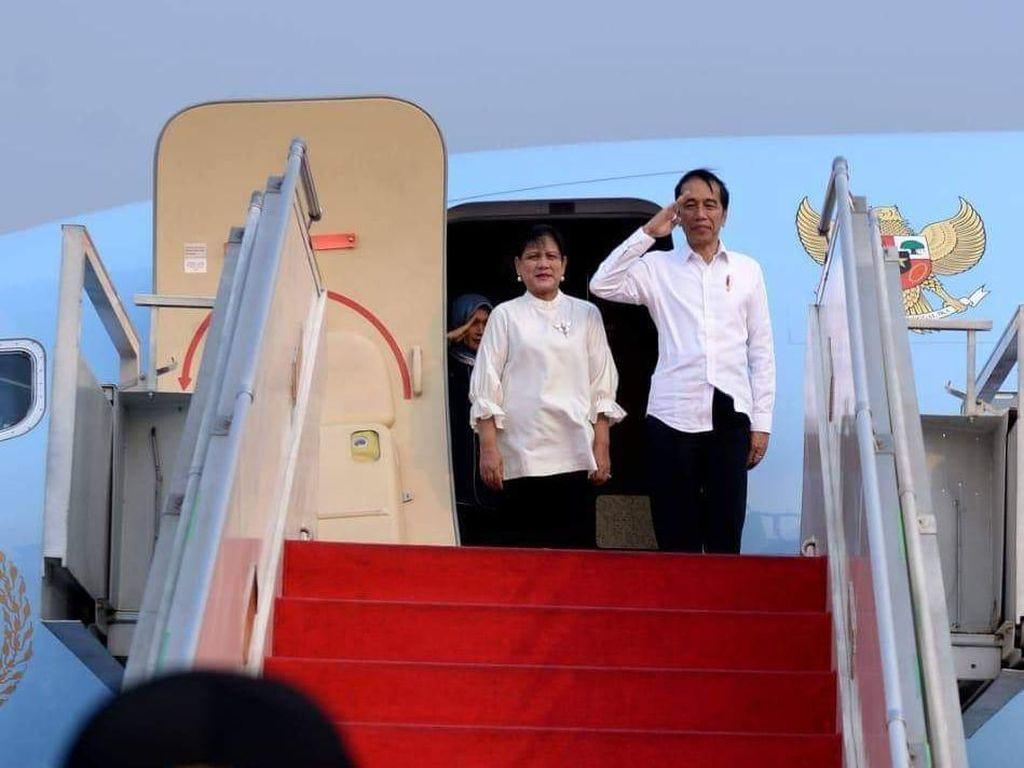 Kunjungan Perdana di Periode II, Jokowi: Bukti Papua Tak Dilupakan