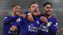 Gol-gol Leicester City saat Hancurkan Southampton 9-0
