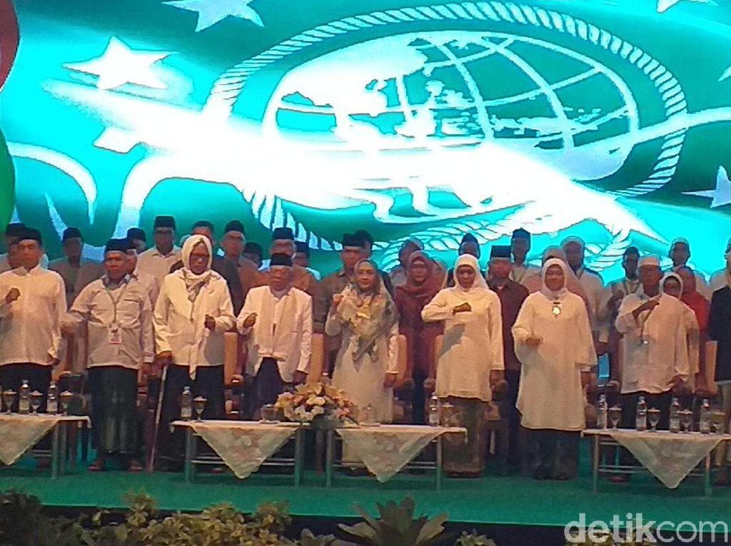 Buka Hari Santri di Surabaya, Wapres: Sekarang Banyak Santri Jadi Menteri