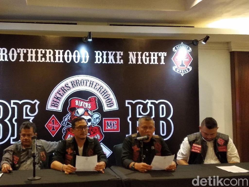 Bikers Ajak Klub Otomotif Kawal Keamanan Bandung
