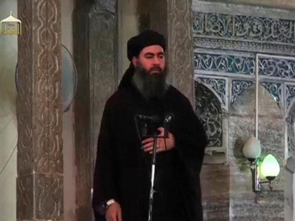 Pemimpin ISIS Dikabarkan Tewas?