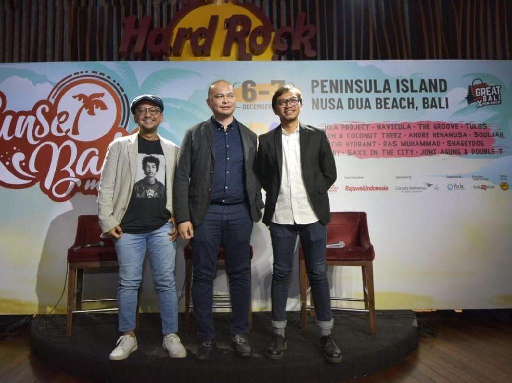Sunset Bali Music Festival #1 Siap Digelar, Ini Line Up-nya