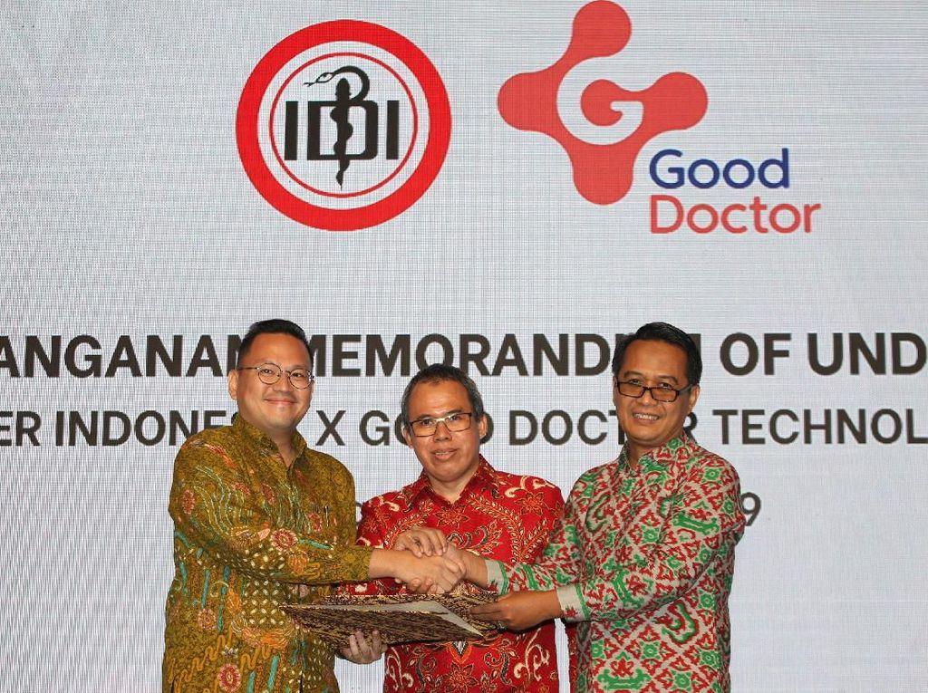 IDI Gandeng Good Doctor