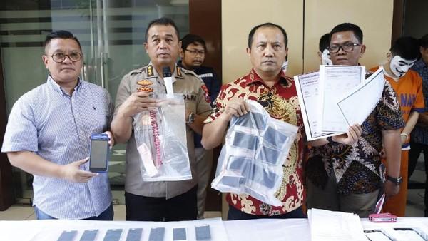 Komplotan Order Fiktif Dibekuk Ojek Online Apresiasi Polisi