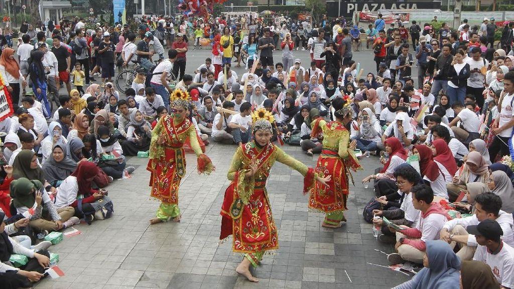 Kemeriahan Festival Budaya Jelang Hari Sumpah Pemuda