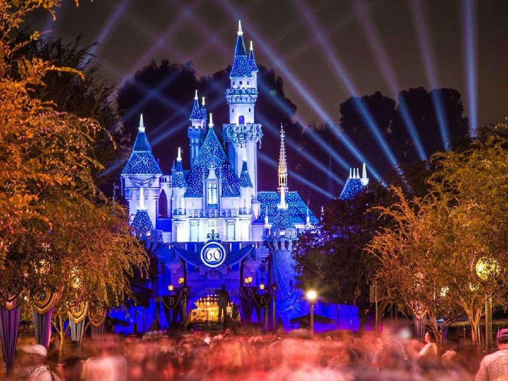 Walau Ada Corona, Disney World Tidak Takut