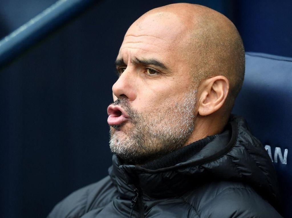 Guardiola Tak Peduli dengan Liverpool Vs MU