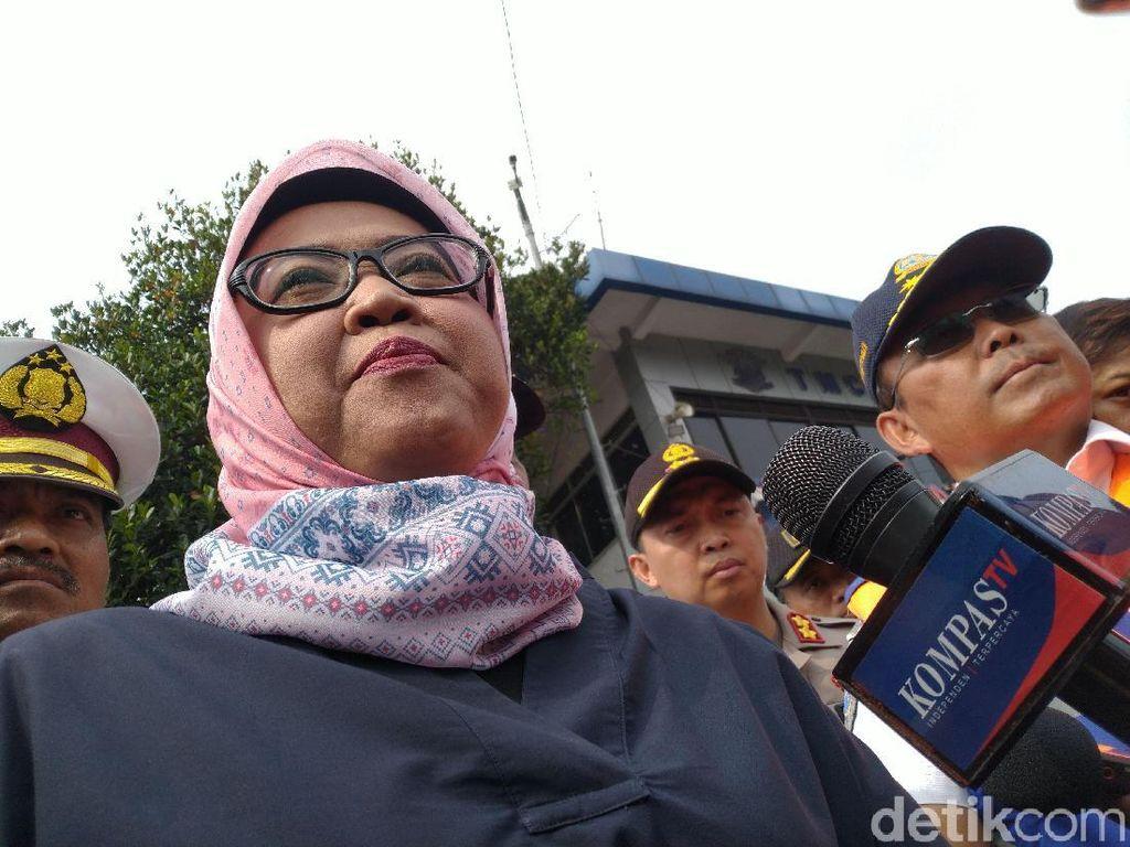 Bupati Bogor Bakal Relokasi 516 PKL Supaya Jalur Puncak Lancar