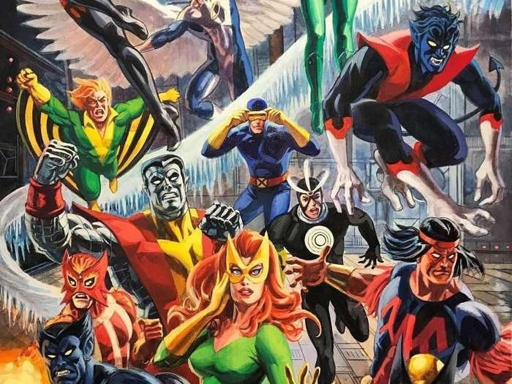 Mantap! Marvel Siapkan Buku Antologi Superhero Populernya