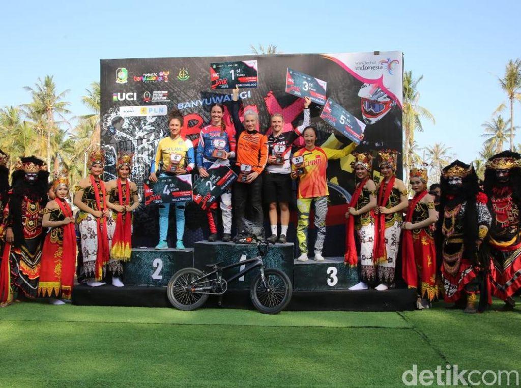 Federasi Balap Sepeda Dunia Puji Kompetisi Internasional BMX di Banyuwangi