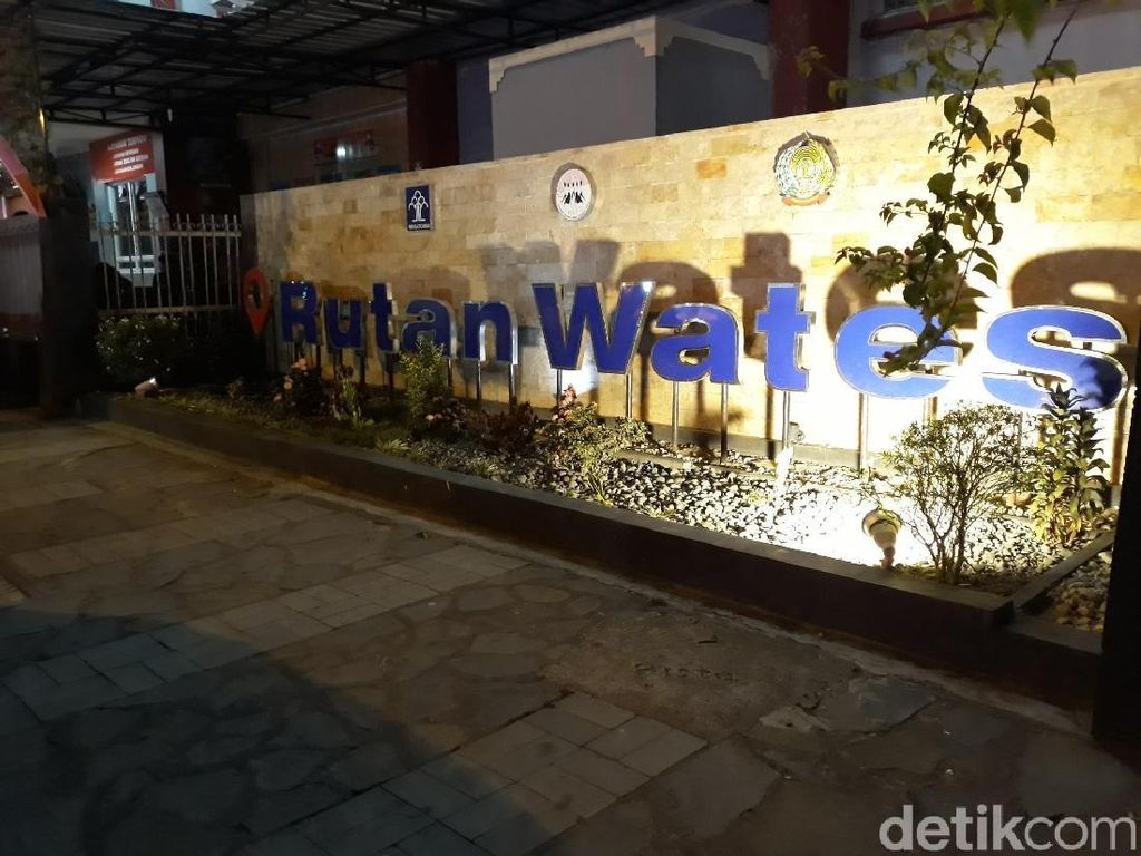 Begini Kronologi Napi Kabur dari Rutan Wates Kulon Progo