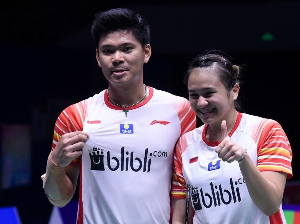 Praveen/Melati Juara French Open 2019